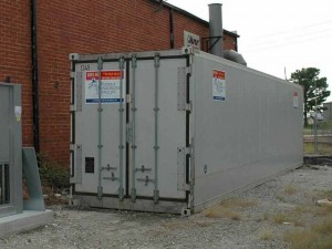 40'-Refrigerated-Container-On-Site